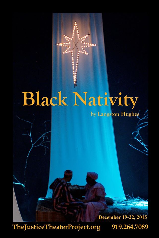 Get your tickets now to see Sandra perform in Black Nativity!